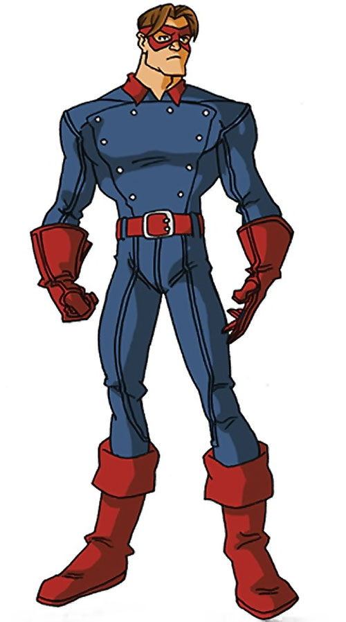 Bucky (Captain America character) (Marvel Comics) (Jack Monroe during the 1970s) by RonnieThunderbolts