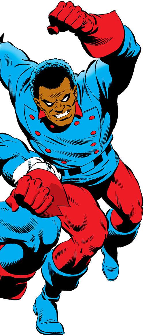 Bucky (Lemar Hoskins) (Captain America character) (Marvel Comics)