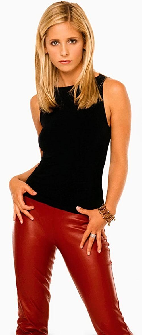 Buffy the Vampire Slayer (Sarah Michelle Gellar)