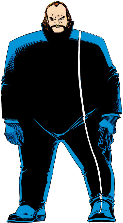 Bullet (Daredevil enemy) (Marvel Comics)