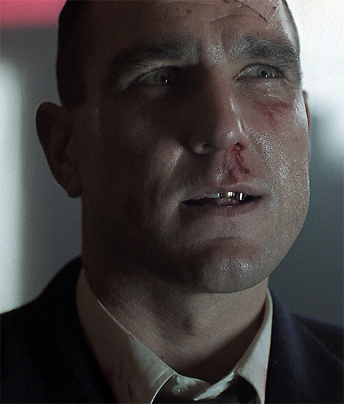 Bullet Tooth Tony (Vinnie Jones in Snatch) closeup