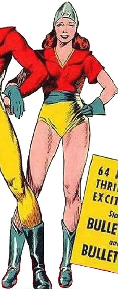 Bulletgirl cover art