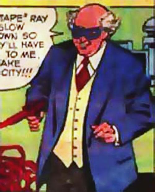 Bureauc-rat (Hostess Comics)