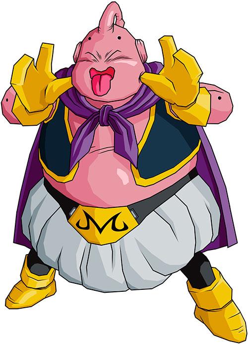 Mister Buu (Fat Boo) (Dragonball Z)