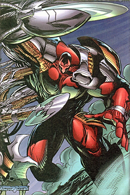 Buzzcut (Cyberforce enemy)