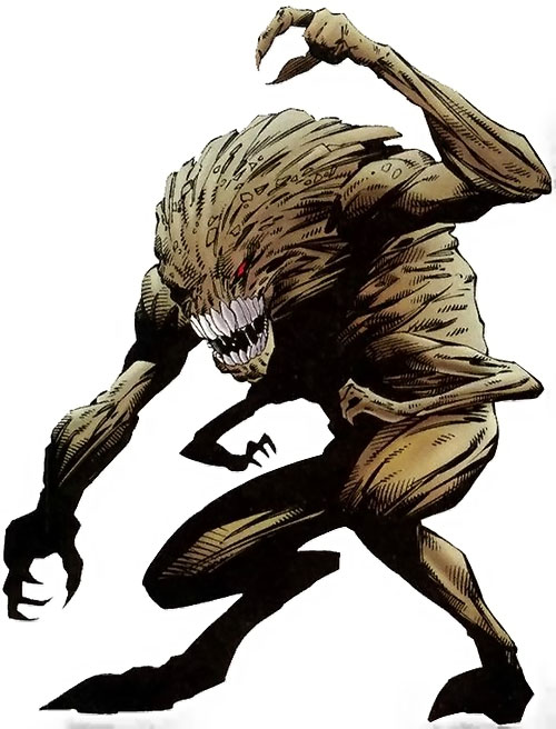 Daemonite (Wildstorm comics)