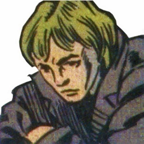 Cody Fleischer (Secret Defenders) (Marvel Comics)
