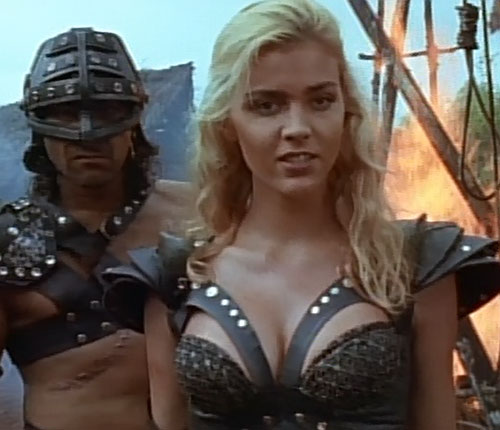 Callisto (Hudson Leick in Xena) push-up bra