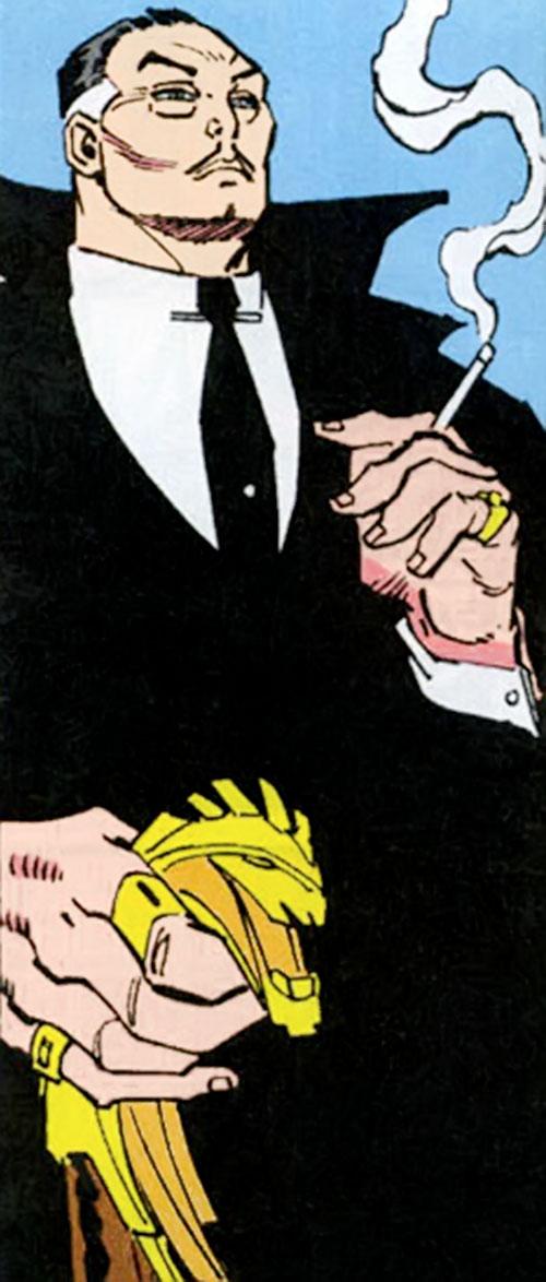 Cane (Punisher enemy) (Marvel Comics)