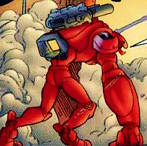Cannon Fodder (Black Ops) (Image Comics)