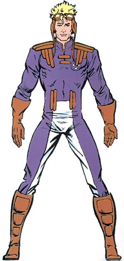 Cannonball (X-Force) (Marvel Comics)