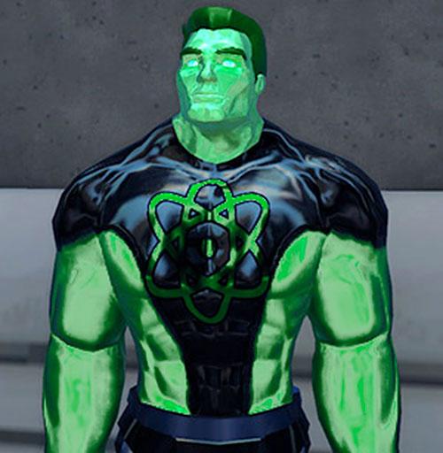 Captain Gamma (DC Heroes RPG) 2/2