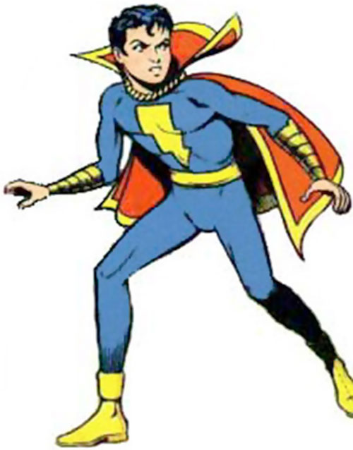 captain marvel jr dc comics