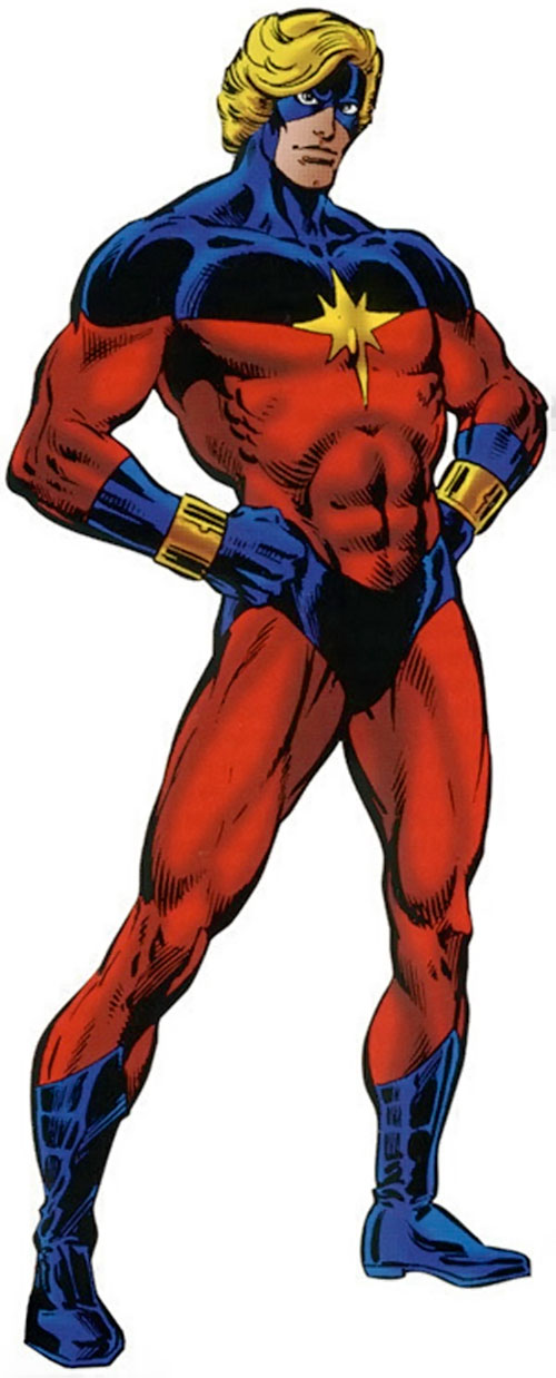 Captain Mar-Vell (Marvel Comics)