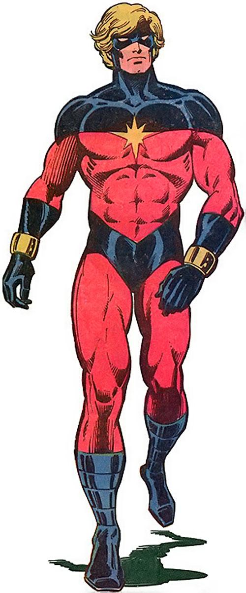Captain Marvel Marvel Comics Mar Vell Avengers