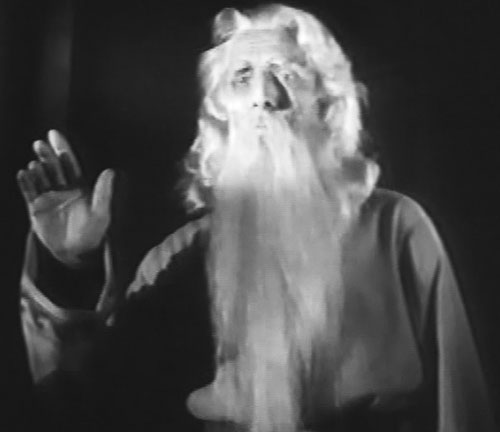 Captain Marvel (1941 Republic serial) - the wizard Shazam