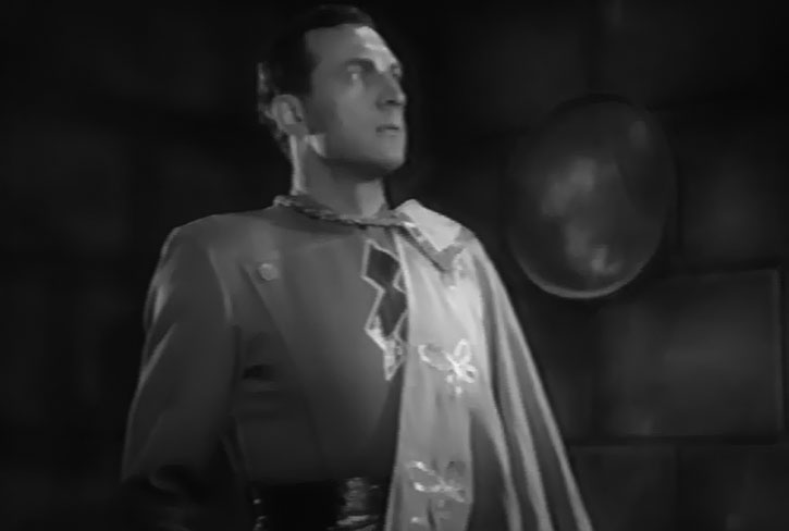 Captain Marvel (Tom Tyler) in the Republic Serial