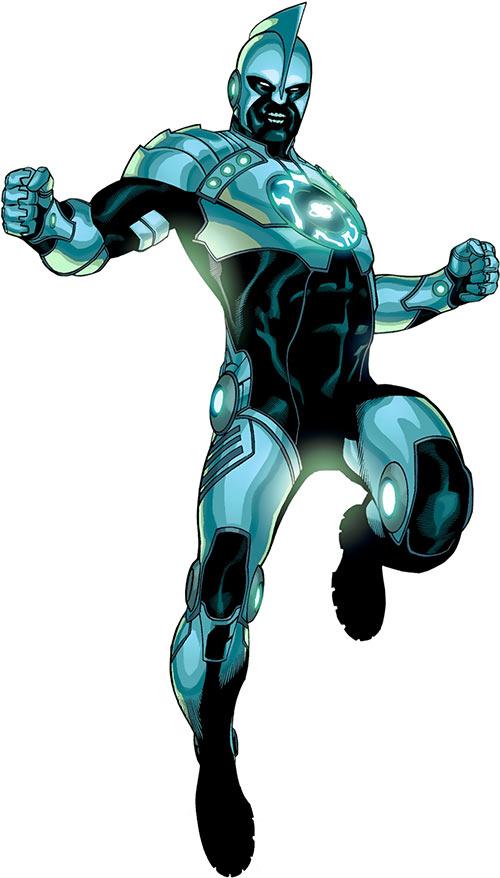 Captain Marvel (Ultimate Marvel Comics) in majesty