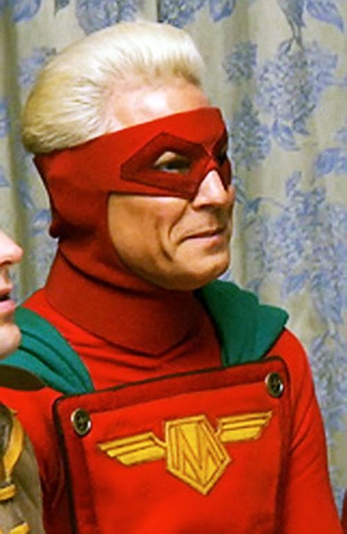 Captain Metropolis of the Minutemen (Alan Moore's Watchmen comics) movie version