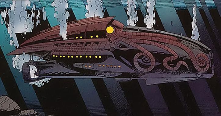 что такое наутилус помпилиус подводная лодка