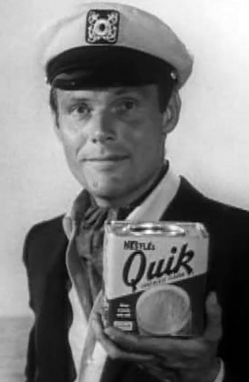 Captain Q (Adam West Quik commercial)
