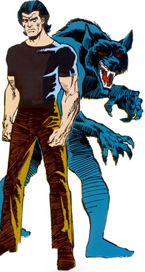 Carlos Lobo (Marvel Comics) (Spider-Man enemy)