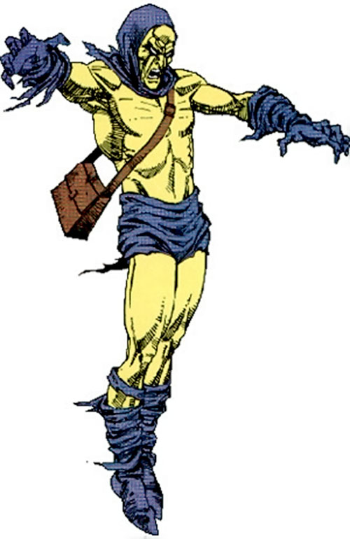 Carrion (Marvel Comics) hovering