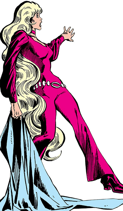 Cassandra Craft (Phantom Stranger) (DC Comics)