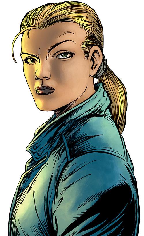 Cassandra Lathrop (Wolverine character) (Marvel Comics)