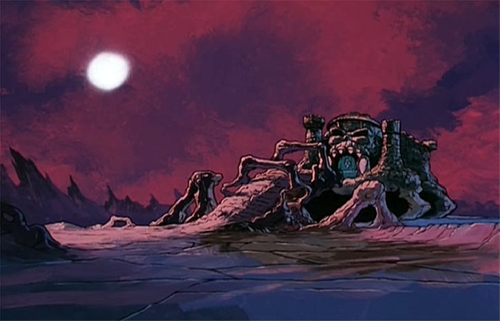 Castle Grayskull (He-Man and the Masters of the Universe)