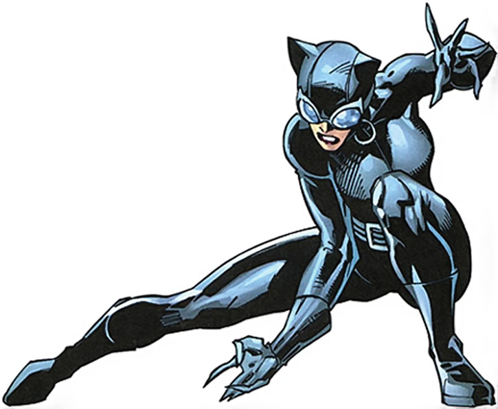 Batman und Catwoman Cartoon Sex