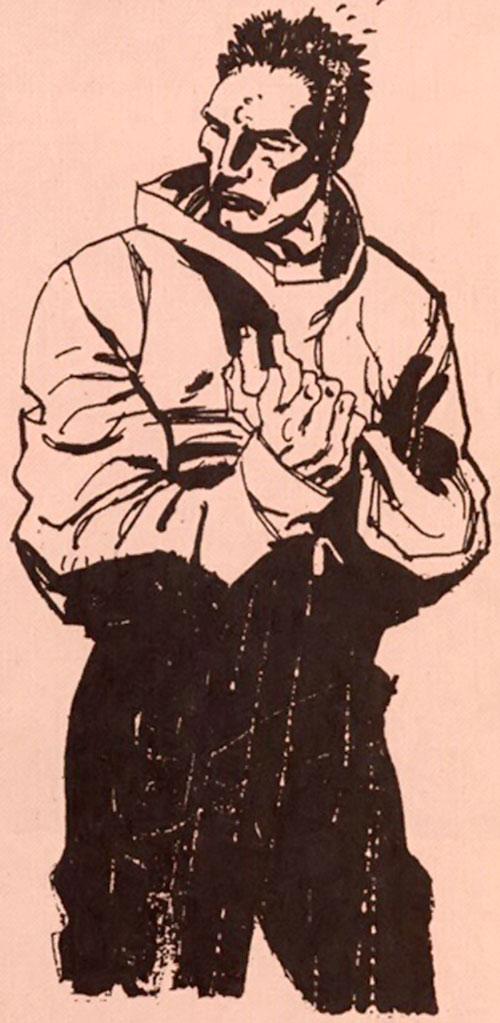 Cedric (Fight for Tomorrow) (DC Comics)