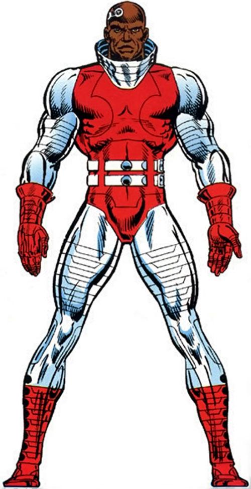 Centurius (Nick Fury enemy) (Marvel Comics)