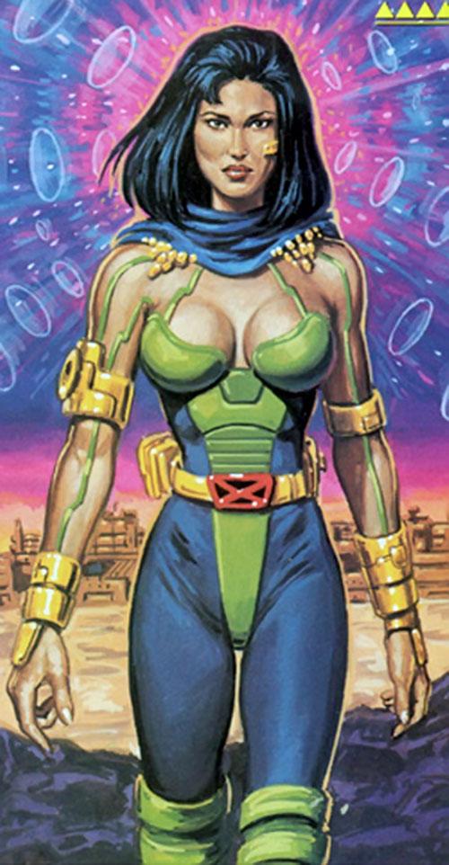 Cerebra of the X-Men 2099 (Marvel Comics)