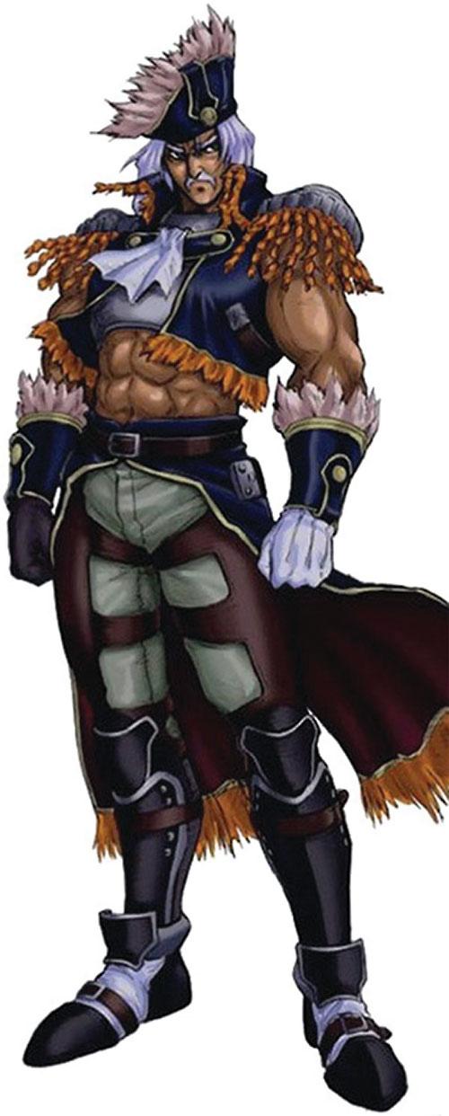 Cervantes de Leon (Soul Calibur)