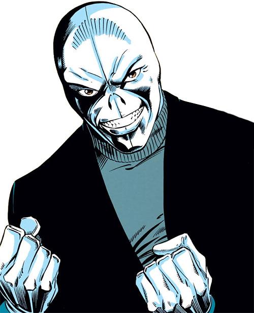 The Chameleon (Spider-Man enemy) (Marvel Comics)