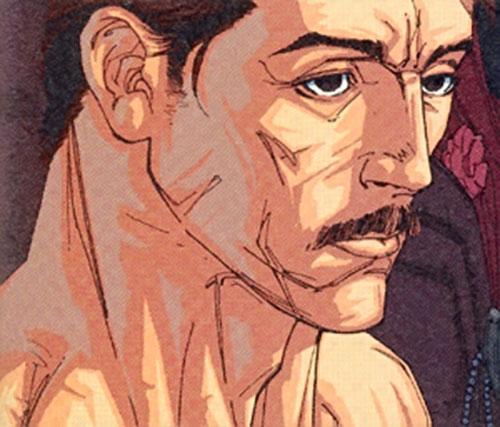 Charles Pinckney of Stormwatch Team Achilles (Wildstorm Comics) portrait