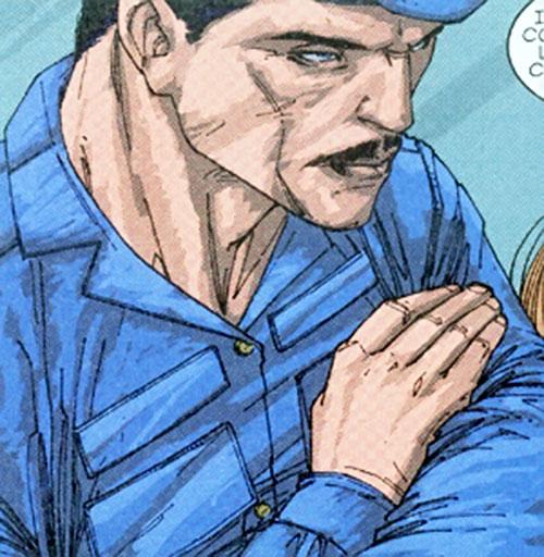 Charles Pinckney of Stormwatch Team Achilles (Wildstorm Comics)