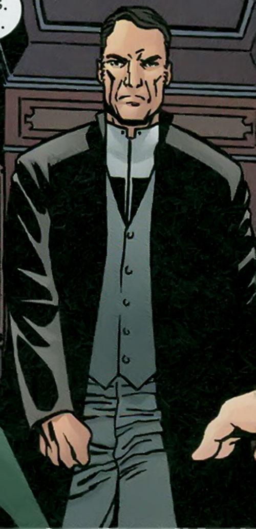 Charlie Arrows of the Establishment (Wildstorm Comics)