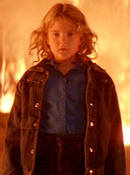 Charlene McGee (Drew Barrymore in Firestarter)