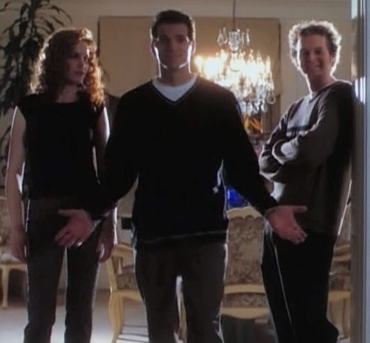 The three shape-changing demons in Charmed