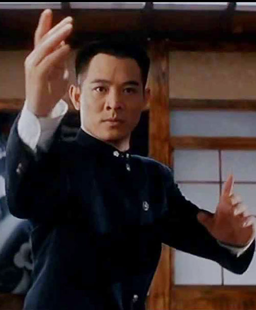 Chen Zhen (Jet Li in Fist of Legend)