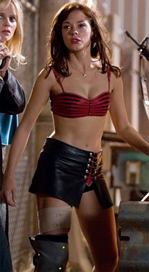 Cherry Darling (Rose McGowan in Planet Terror)