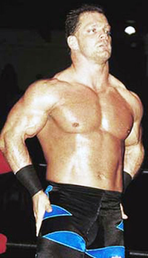 Chris Benoit the Crippler