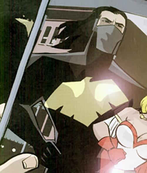 Christian Walker (Powers Comics) as Diamond