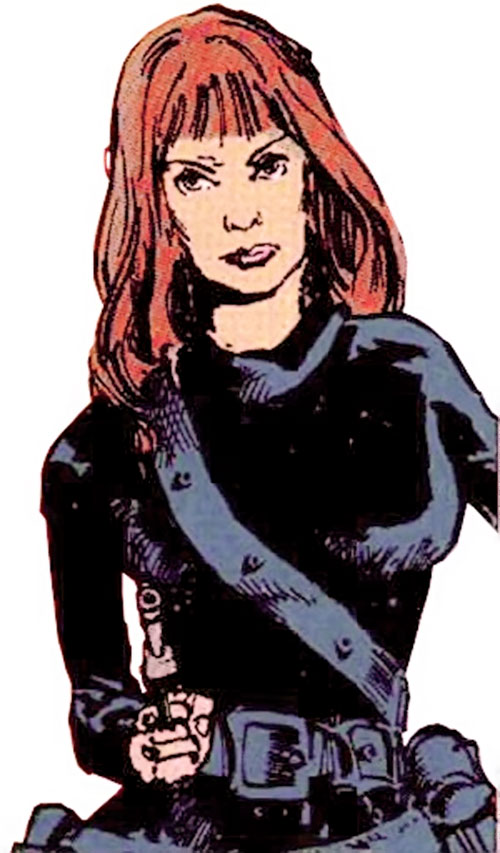 Christine St. Clair (Manhunter DC Comics)