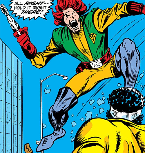 Christmas Madman (Luke Cage enemy) (Marvel Comics) future appearance