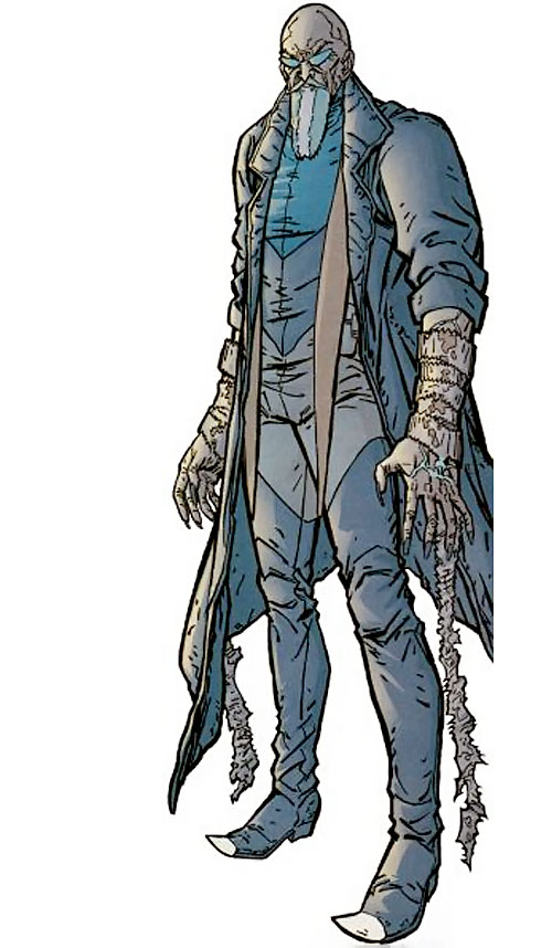 Cicada (Flash enemy) (DC Comics)
