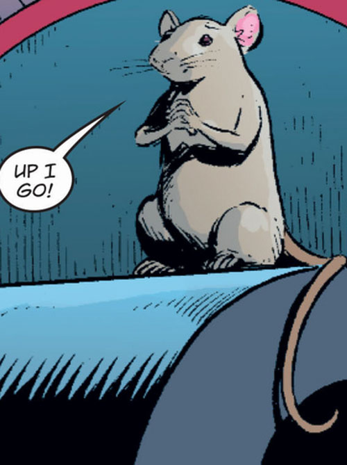 Hickory of the Fables (DC Comics)