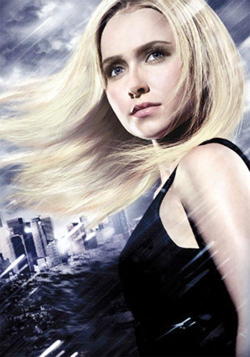 Claire Bennet (Hayden Panetierre in Heroes)